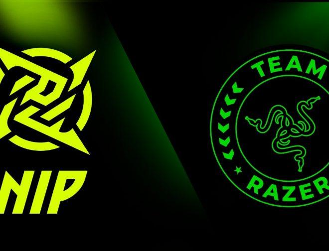 Fotos de Team Razer firma con el reconocido equipo de esports de Ninjas in Pyjamas