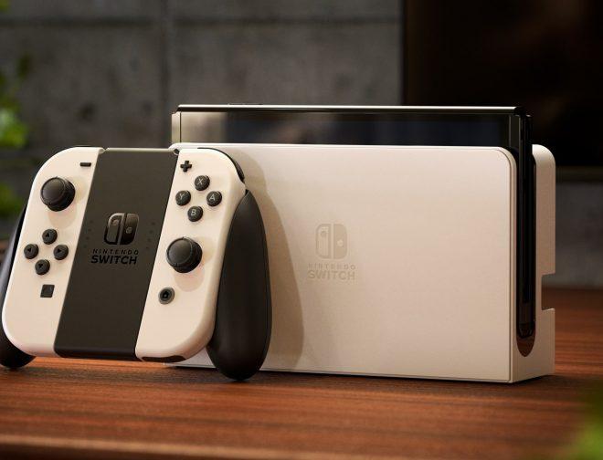 Fotos de Esta es la nueva consola de videojuegos, la Nintendo Switch OLED