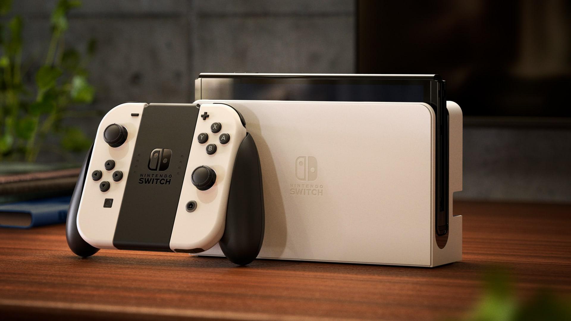 Foto de Esta es la nueva consola de videojuegos, la Nintendo Switch OLED