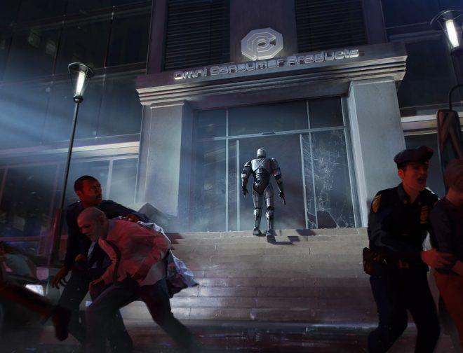 Fotos de Con un teaser anuncian el nuevo videojuego RoboCop: Rogue City