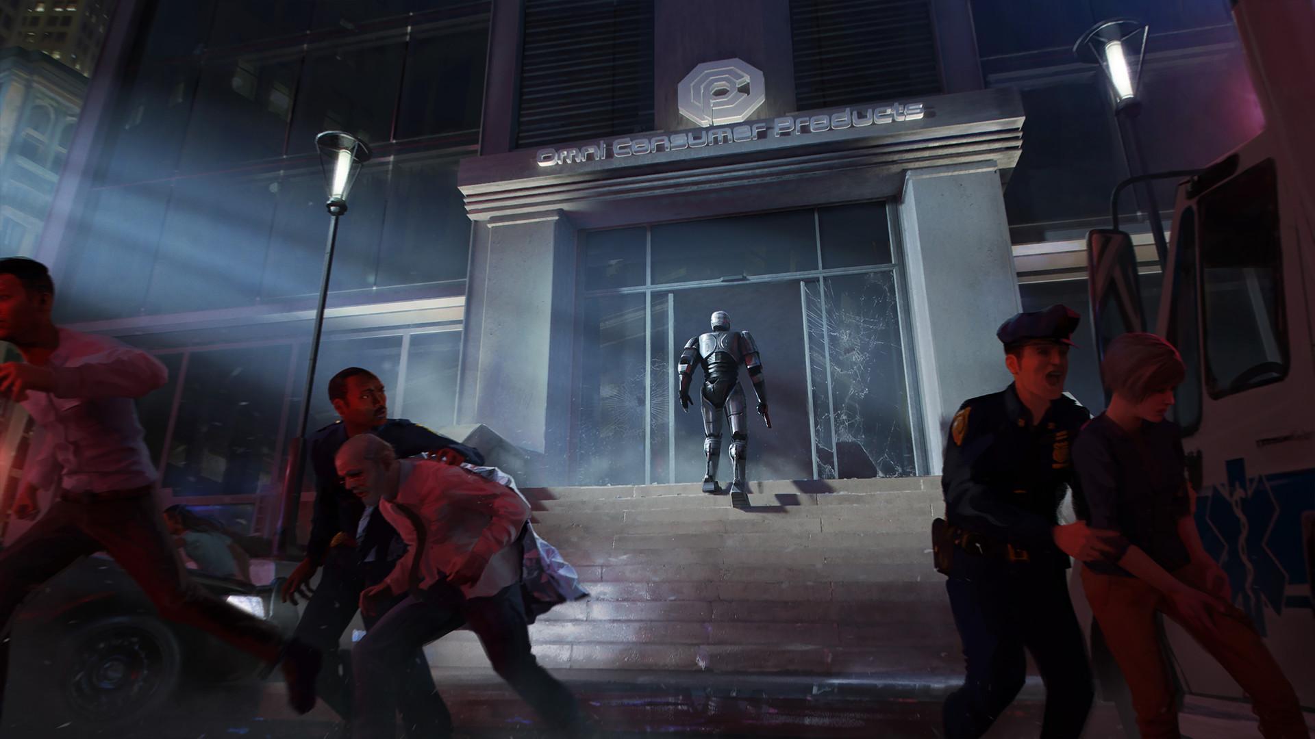 Foto de Con un teaser anuncian el nuevo videojuego RoboCop: Rogue City