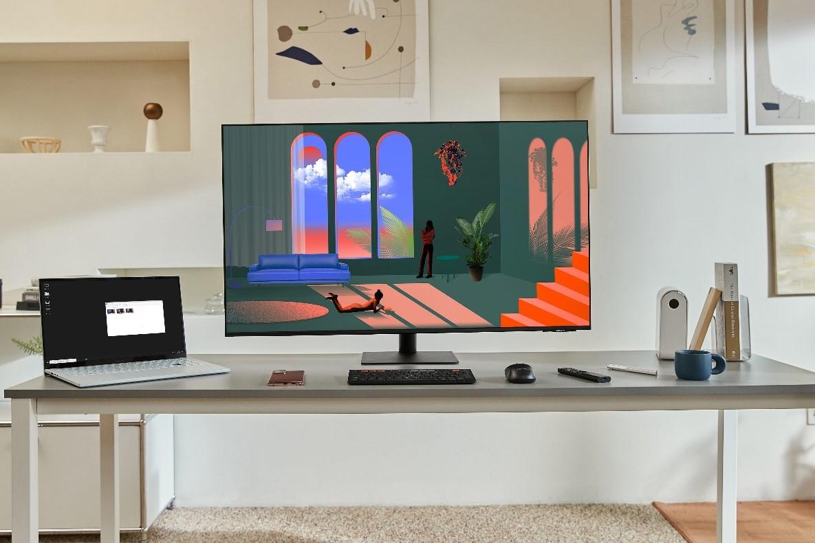 Foto de Samsung amplía la línea de Monitores Smart en todo el mundo para satisfacer la creciente demanda de pantallas