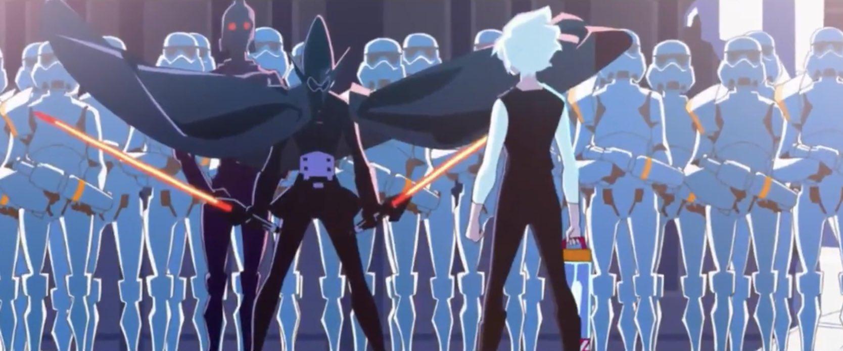 Foto de Increíble tráiler de Star Wars: Visions, serie en formato anime de Star Wars