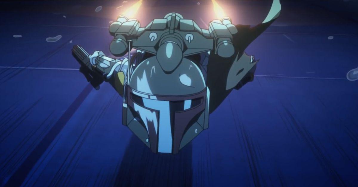 Foto de Disney Plus: Estupendo primer tráiler para la serie de anime Star Wars: Visions