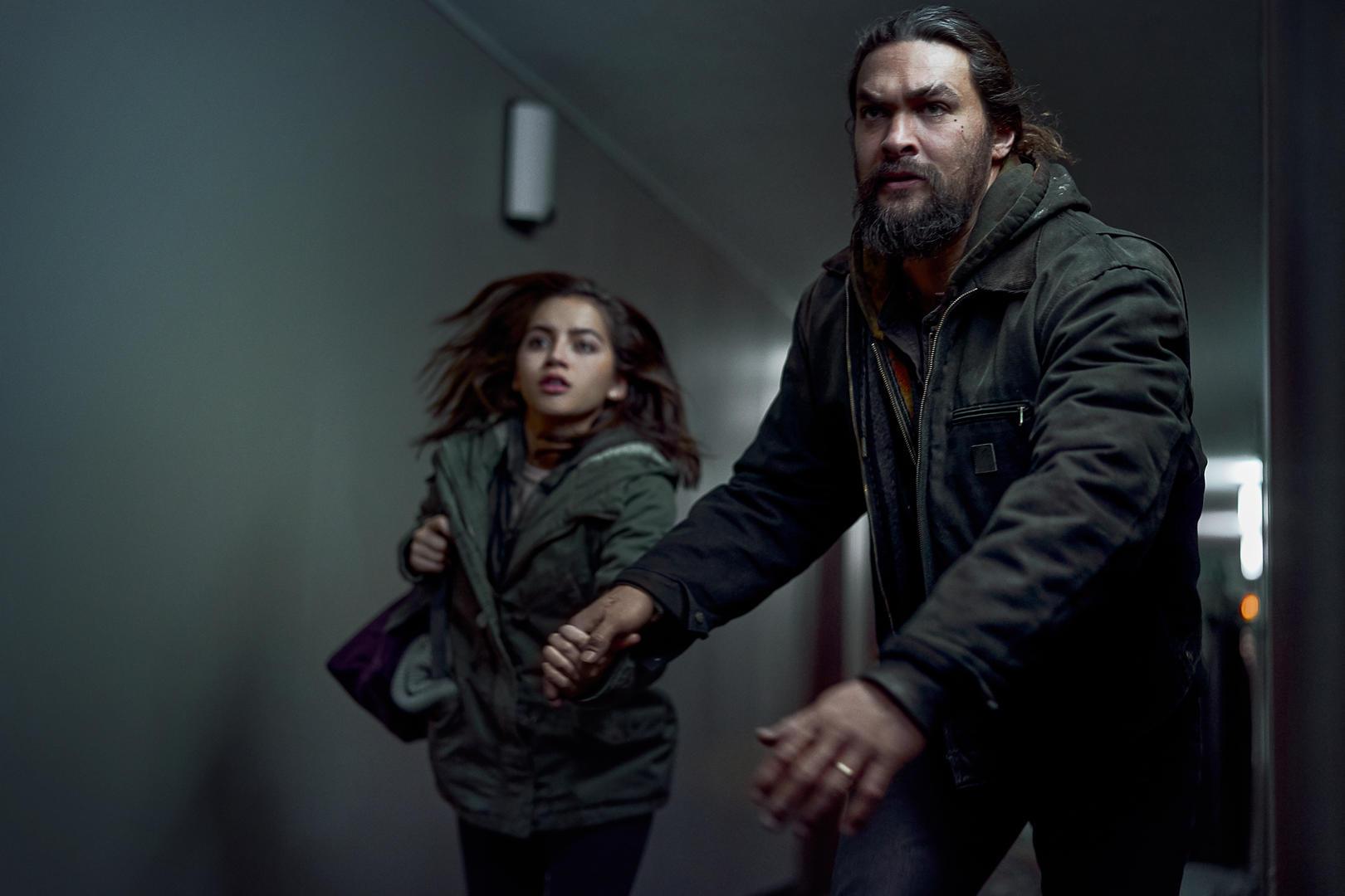 Foto de Tráiler: Sweet Girl lo nuevo de Netflix con Jason Momoa y Isabela Merced
