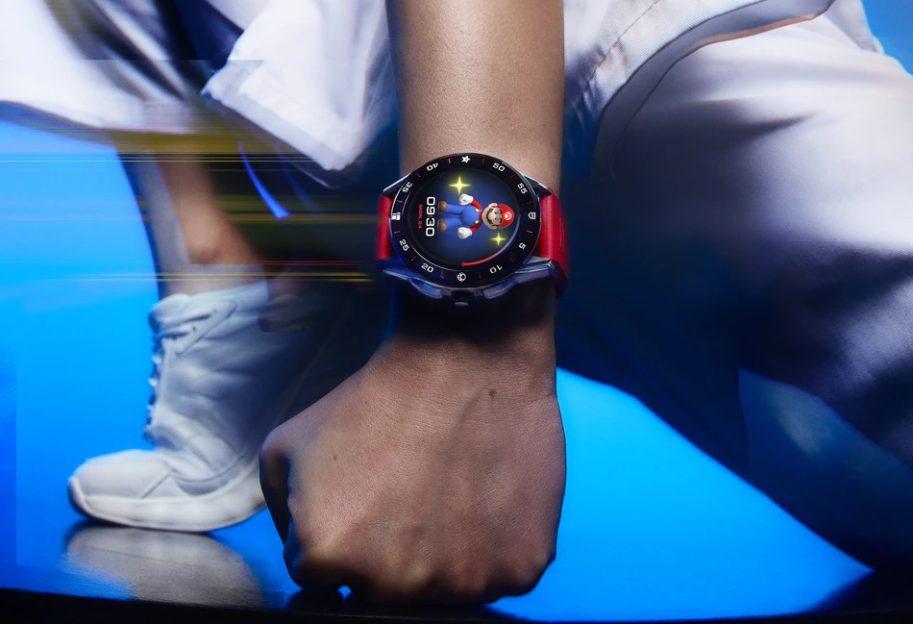 Foto de TAG Heuer Connected x Super Mario Limited Edition, el reloj que desearás tener