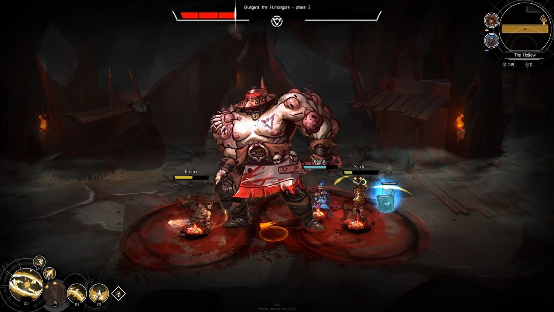 Foto de Blightbound, un dungeon crawler multijugador, llega hoy para PC y consolas