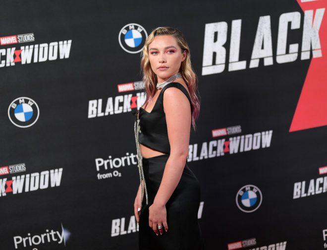 Fotos de La película Black Widow tuvo su premiere global con fans de varios países
