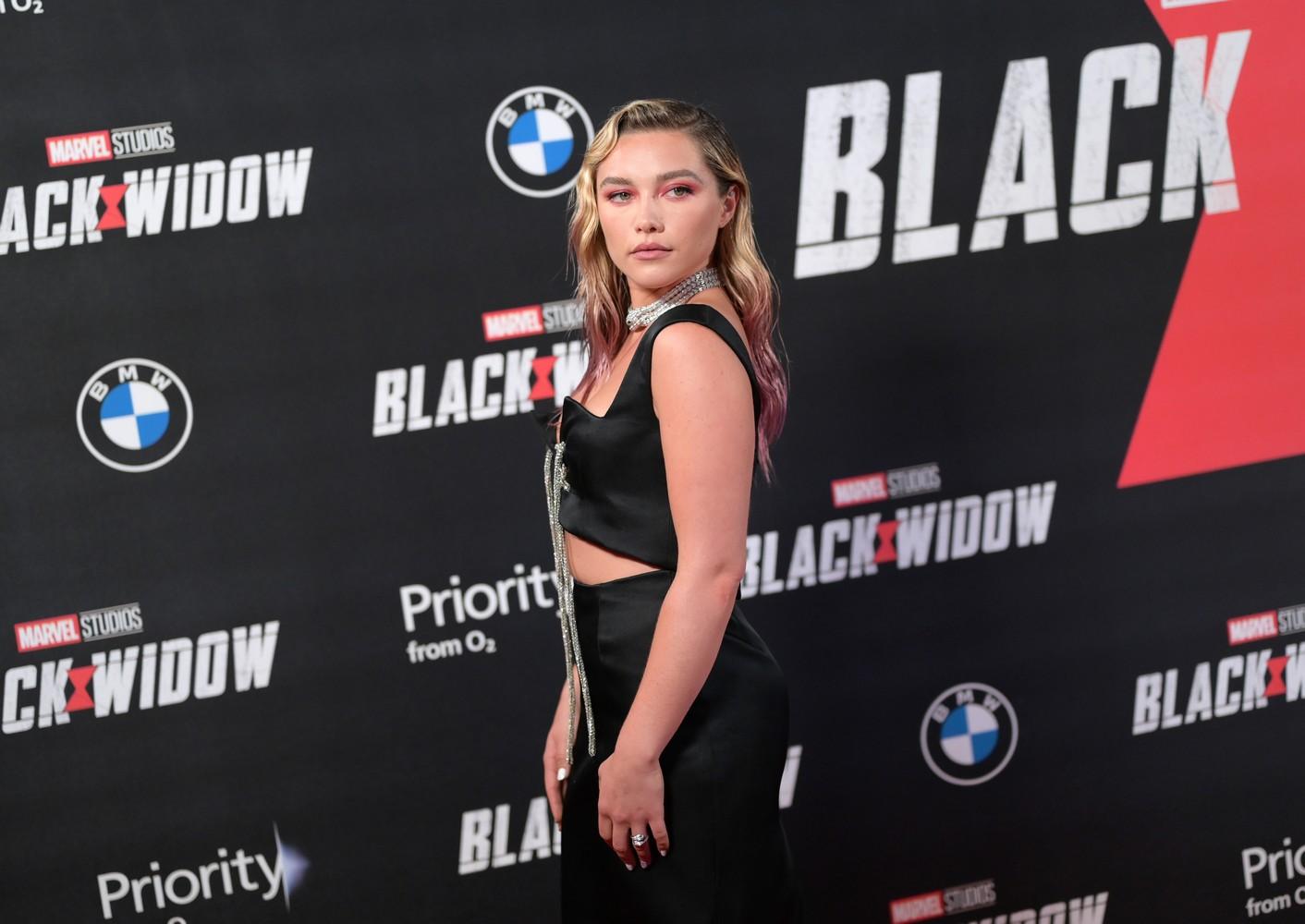 Foto de La película Black Widow tuvo su premiere global con fans de varios países