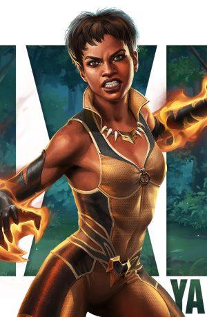 Foto de El personaje de Vixen llega al videojuego Injustice 2 Mobile