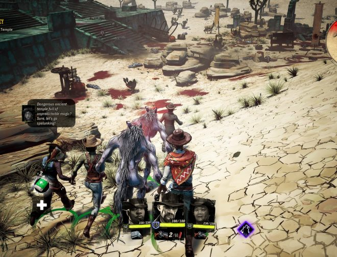 Fotos de Weird West se prepara para PlayStation 4, Xbox One y PC