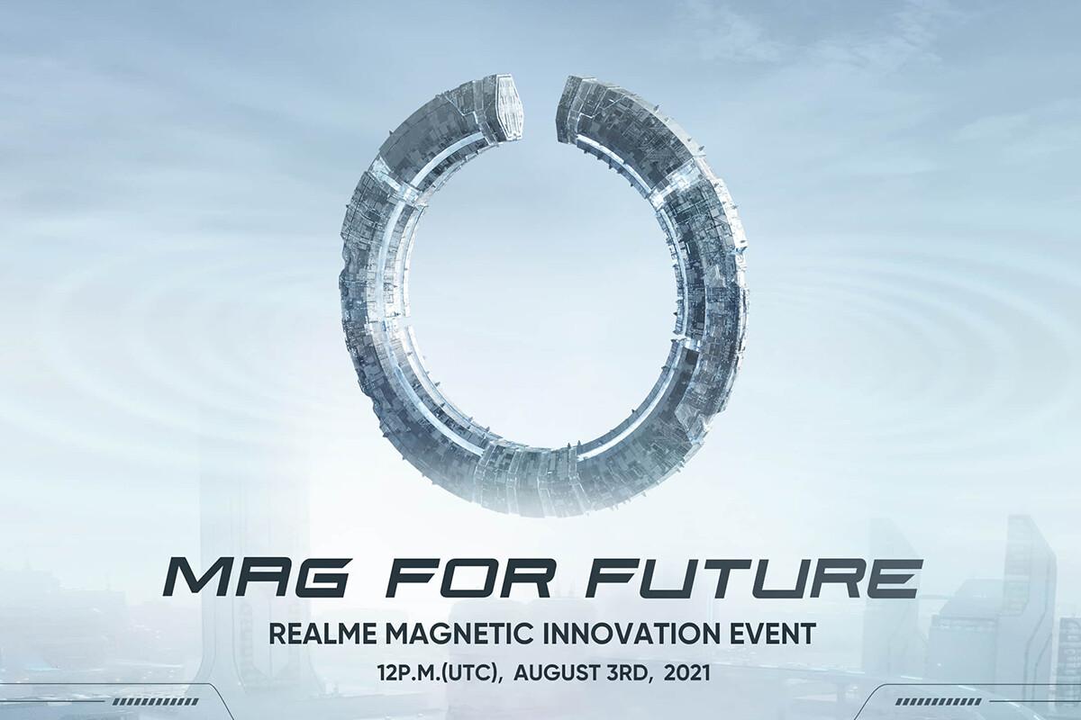 Foto de realme presentará su cargador inalámbrico MagDart y el realme Flash