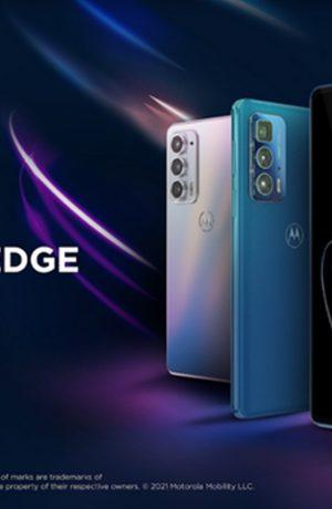 Foto de Motorola trae a Perú los nuevos Motorola Edge 20 Pro y Motorola Edge 20 Lite