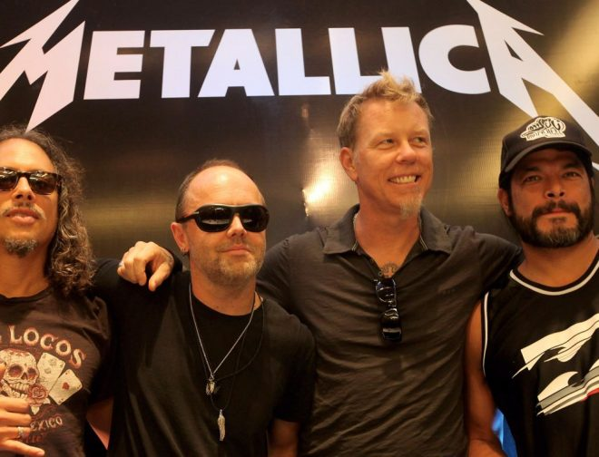 "Fotos de J. Balvin presenta su version de ""Wherever I May Roam"" de Metallica"