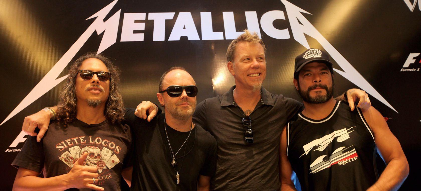 "Foto de J. Balvin presenta su version de ""Wherever I May Roam"" de Metallica"