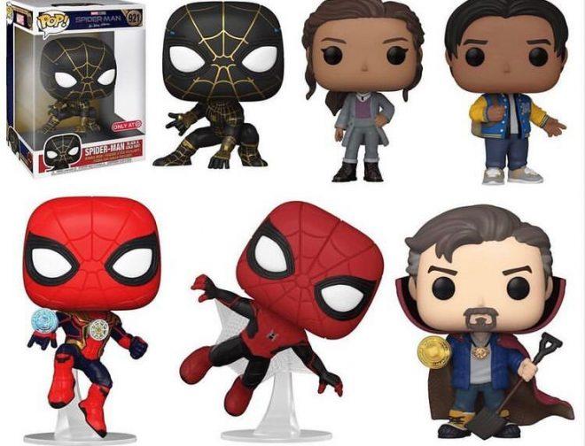 Fotos de Filtrados los nuevos trajes de Spiderman de la película Spider-Man: No Way Home