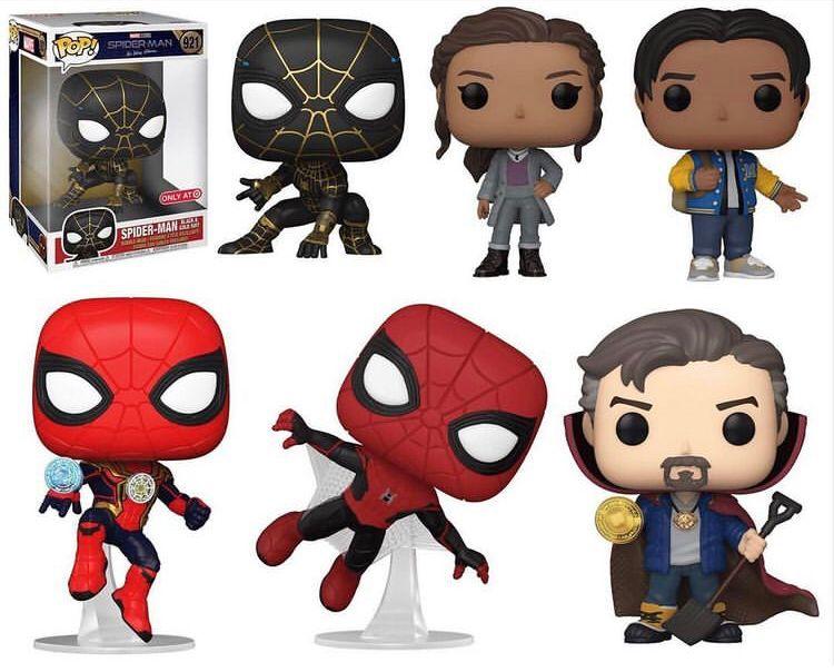 Foto de Filtrados los nuevos trajes de Spiderman de la película Spider-Man: No Way Home