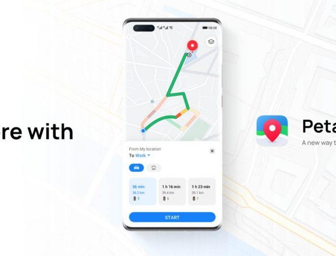 Fotos de Llega siempre a tu destino con Petal Maps de Huawei