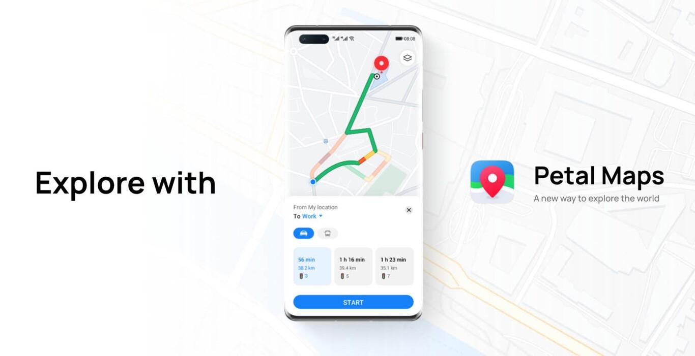 Foto de Llega siempre a tu destino con Petal Maps de Huawei