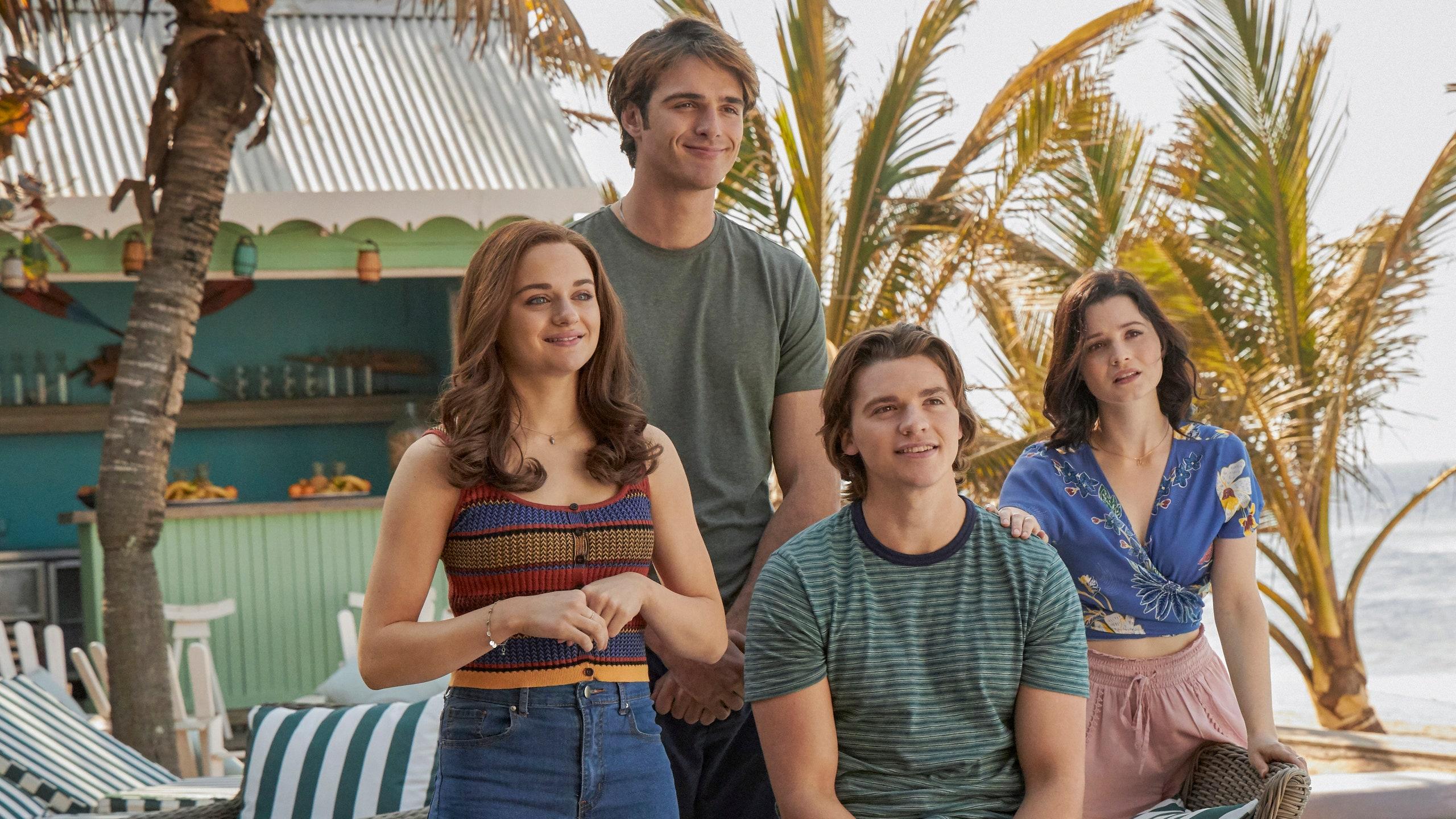 Foto de Netflix presenta el trailer de El Stand de los Besos 3
