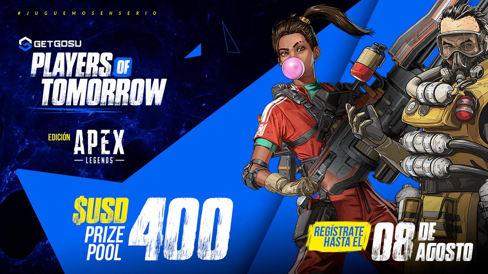 Foto de Get Gosu desarrolla una nueva edición de Players of Tomorrow