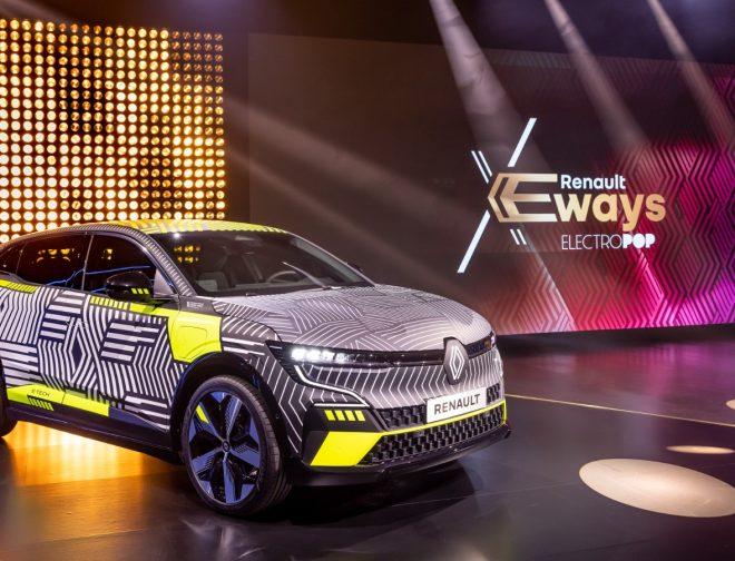 Fotos de Renault pisa el acelerador y anuncia estrategia para impulsar la movilidad eléctrica