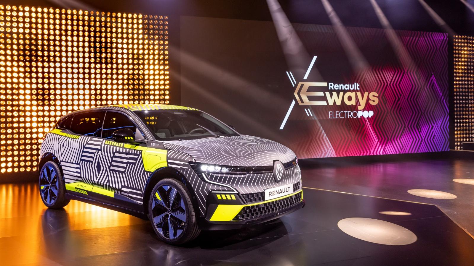 Foto de Renault pisa el acelerador y anuncia estrategia para impulsar la movilidad eléctrica