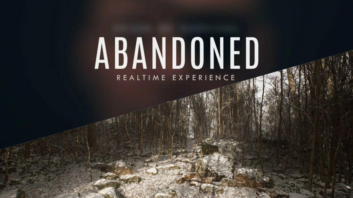 Foto de Teaser de Abandoned, el juego de Blue Box Game Studios que ya duele ver
