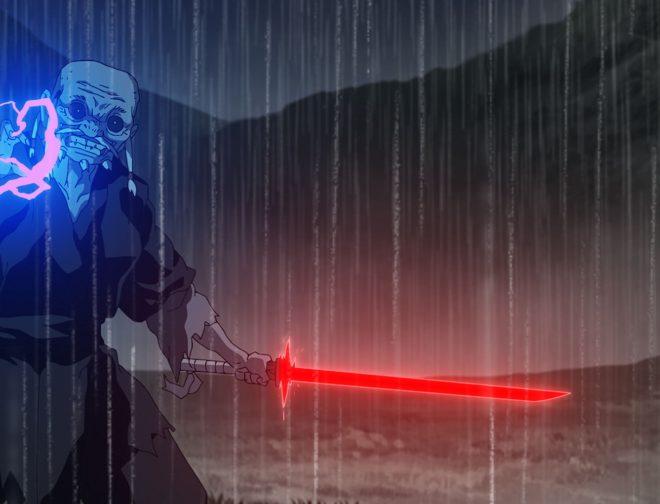 Fotos de Disney da a conocer a los actores de voz de la serie de anime Star Wars: Visions