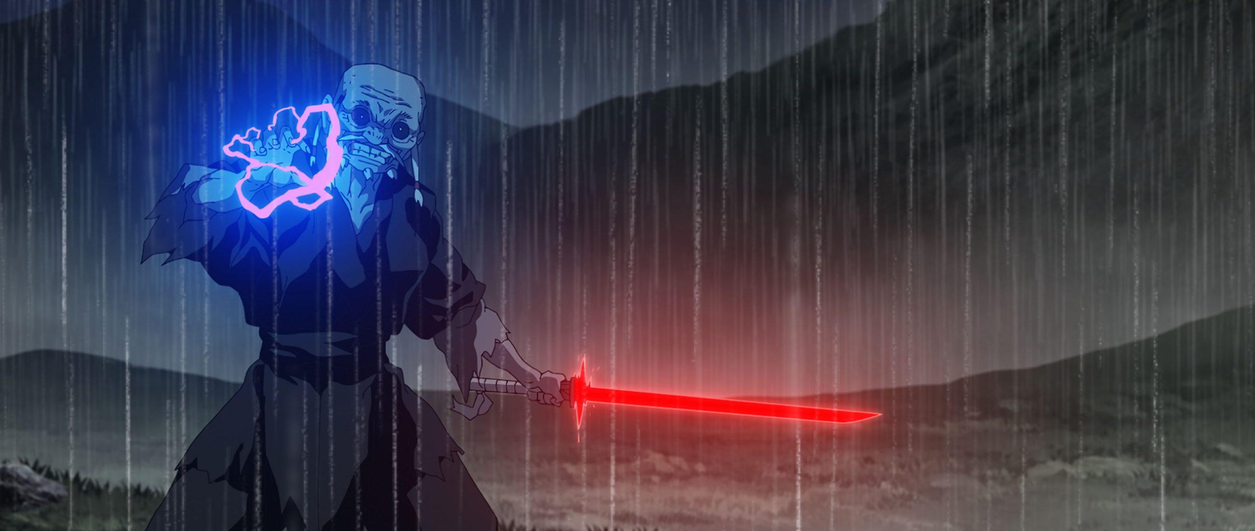 Foto de Disney da a conocer a los actores de voz de la serie de anime Star Wars: Visions
