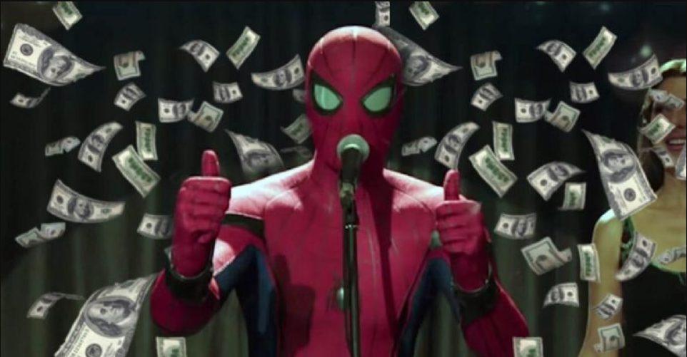 Foto de Spider-Man: No Way Home le quita un importante récord a Avengers: Endgame