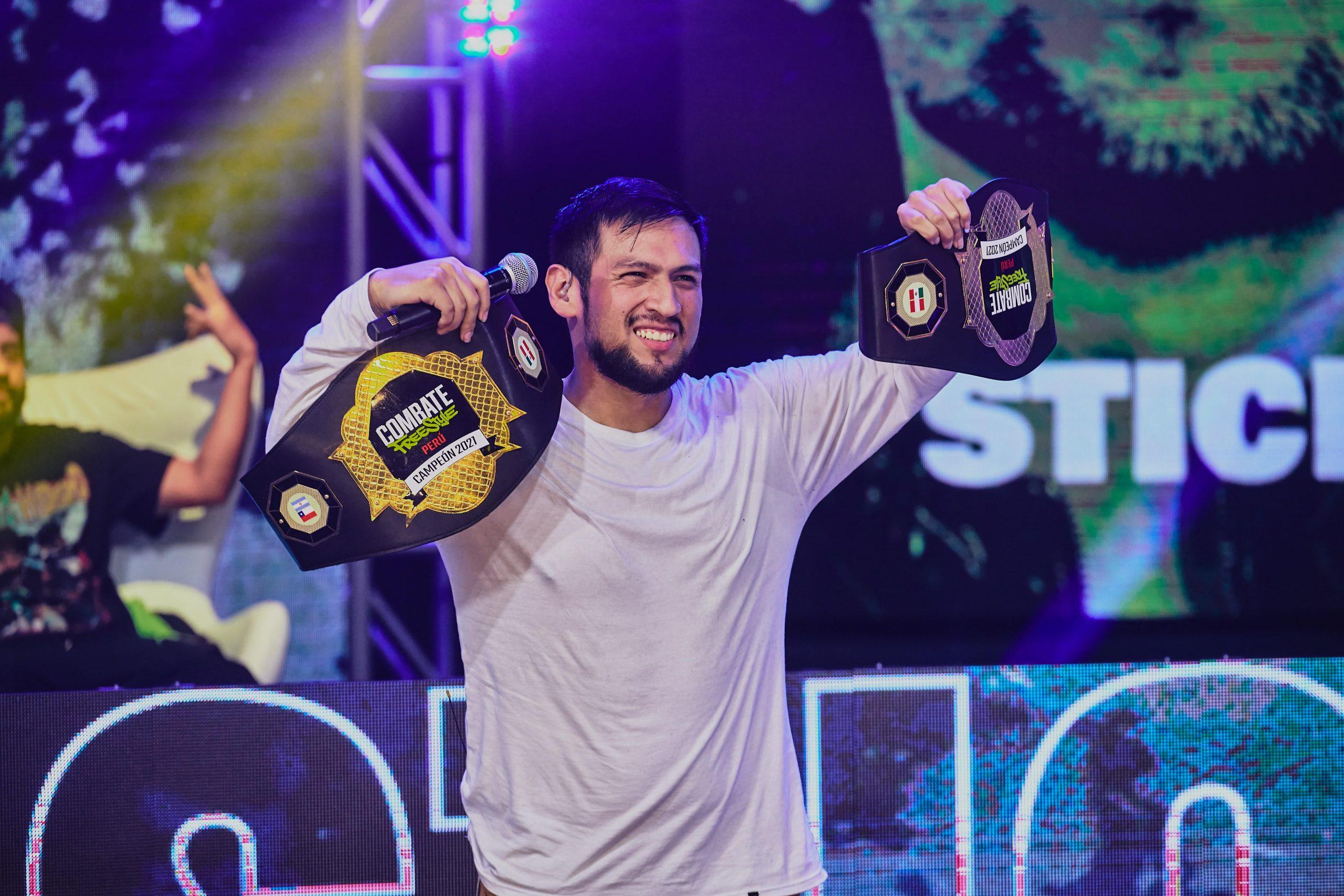 Foto de Combate Freestyle, finaliza su exitoso paso por Perú