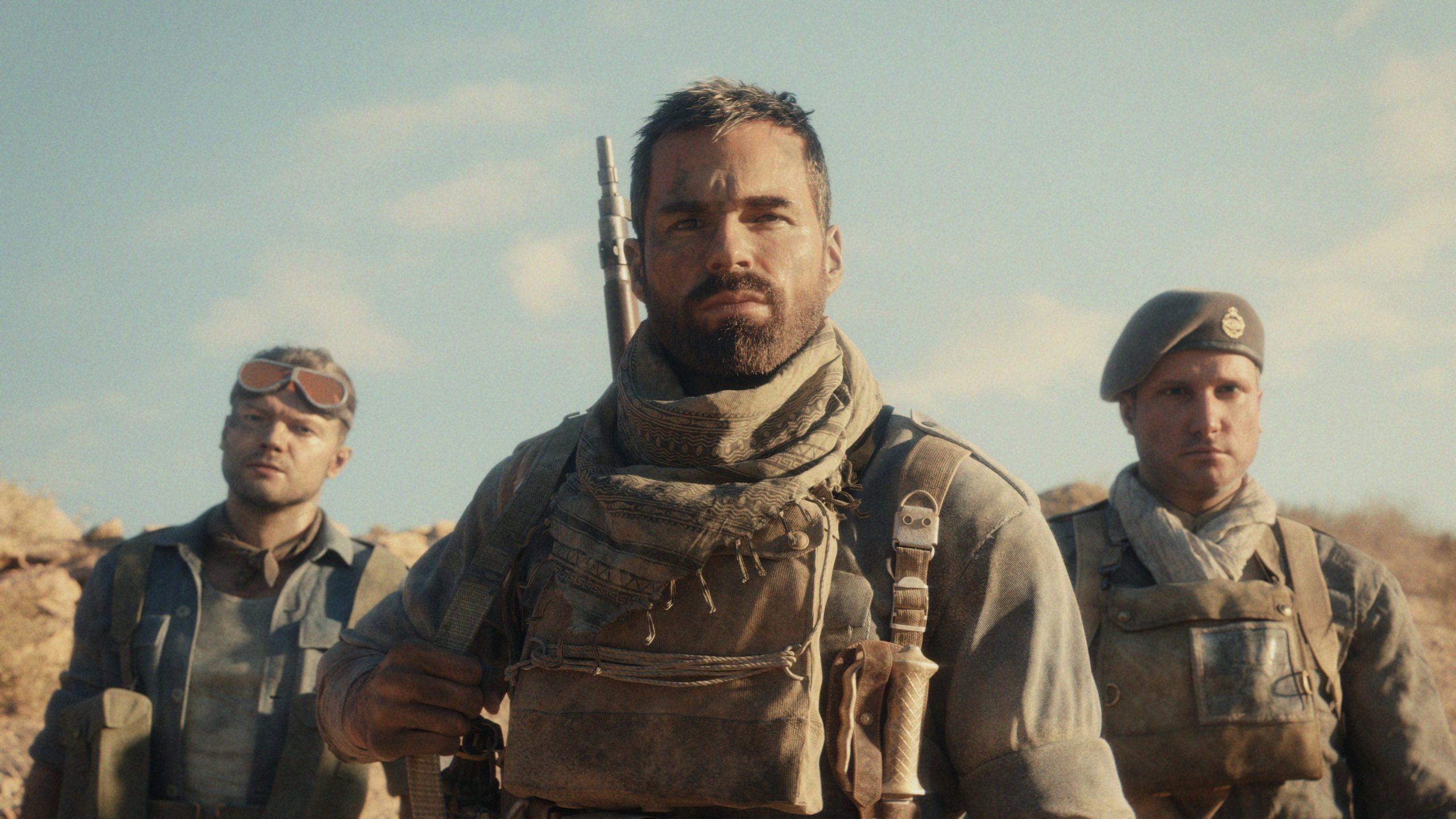 Foto de El estupendo tráiler de Call of Duty: Vanguard, llega con muy buenos datos