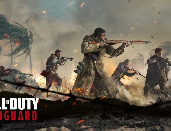 Fotos de Con un adelanto se anuncia Call of Duty: Vanguard