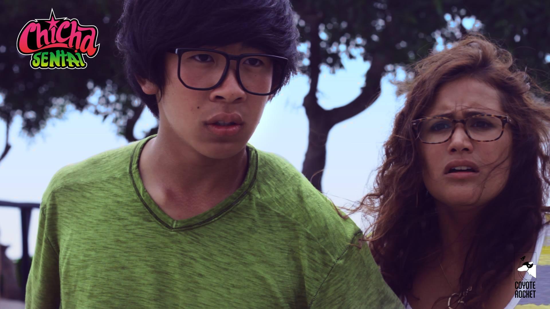 Foto de Tráiler de Chicha Sentai, un nuevo corto de ciencia ficción peruano