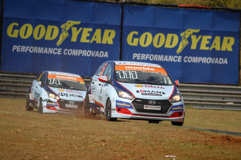 Foto de Los vehículos de la Copa Shell HB20 se equipan con neumáticos Goodyear