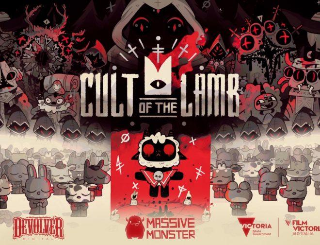 Fotos de Increíble y divertido tráiler del videojuego Cult of the Lamb
