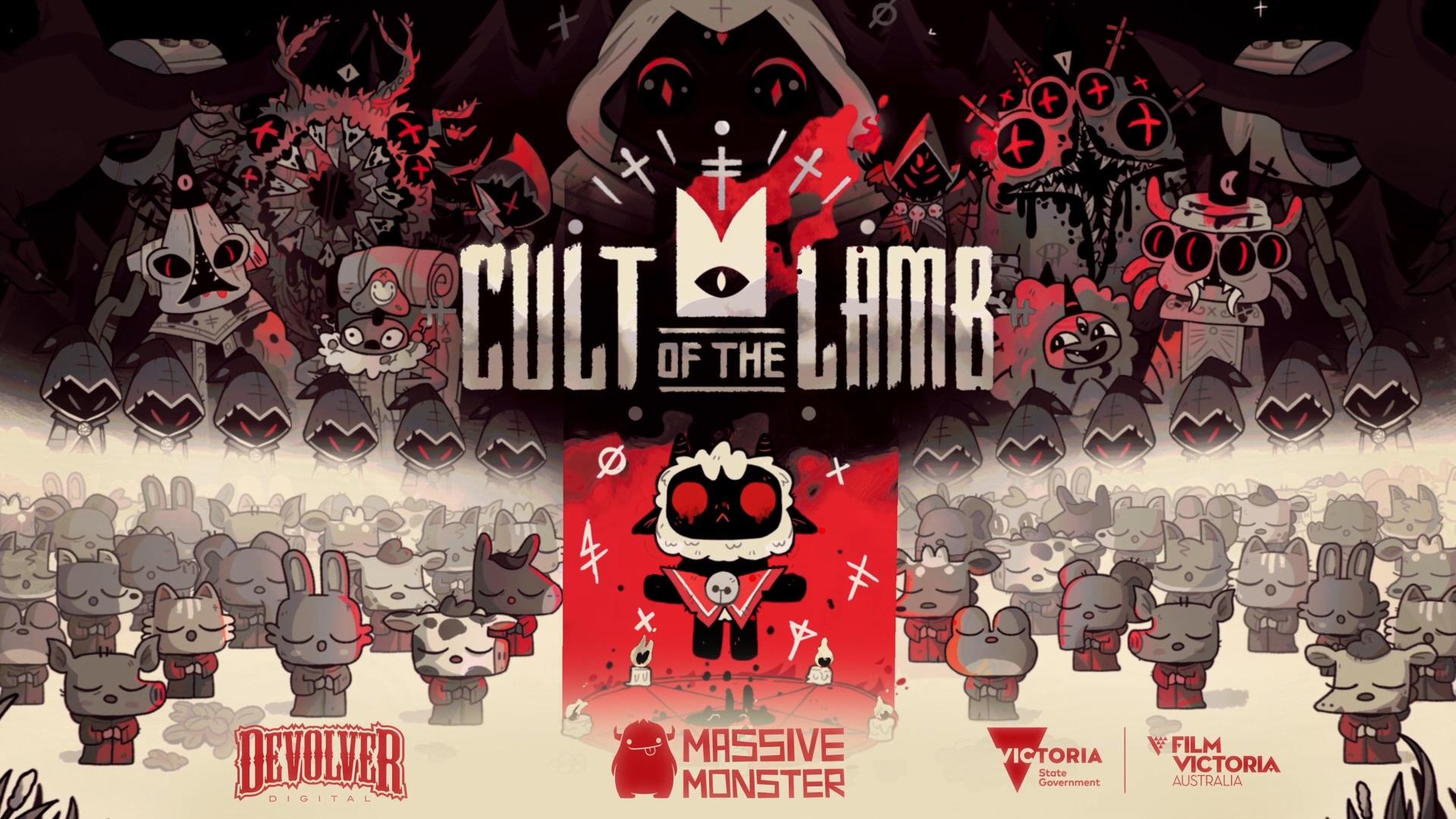 Foto de Increíble y divertido tráiler del videojuego Cult of the Lamb