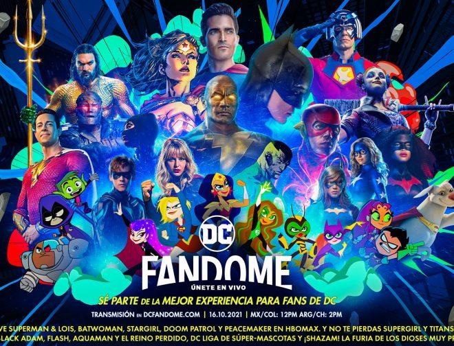 Fotos de Con un tráiler se dan a conocer la fecha y los primeros detalles del DC FanDome 2021