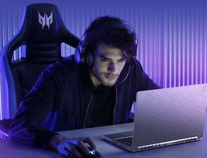 Fotos de Acer: Gamers o las nuevas y rutilantes estrellas del rock