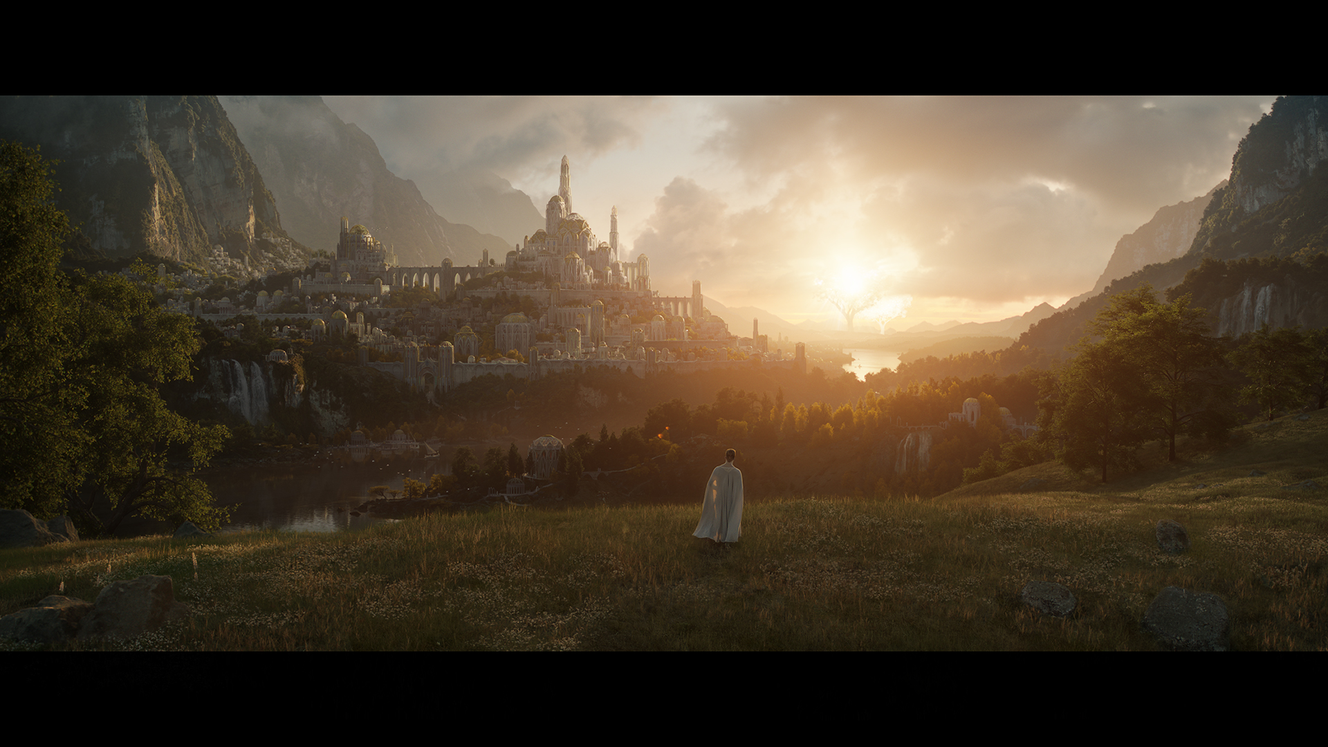 Foto de La serie original de The Lord of the Rings de Amazon Studios se estrenará en septiembre del 2022