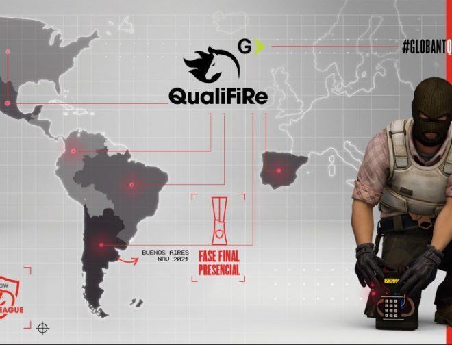 Fotos de CSGO: Empieza la Globant QualiFiRe Cono Sur de FiReSPORTS