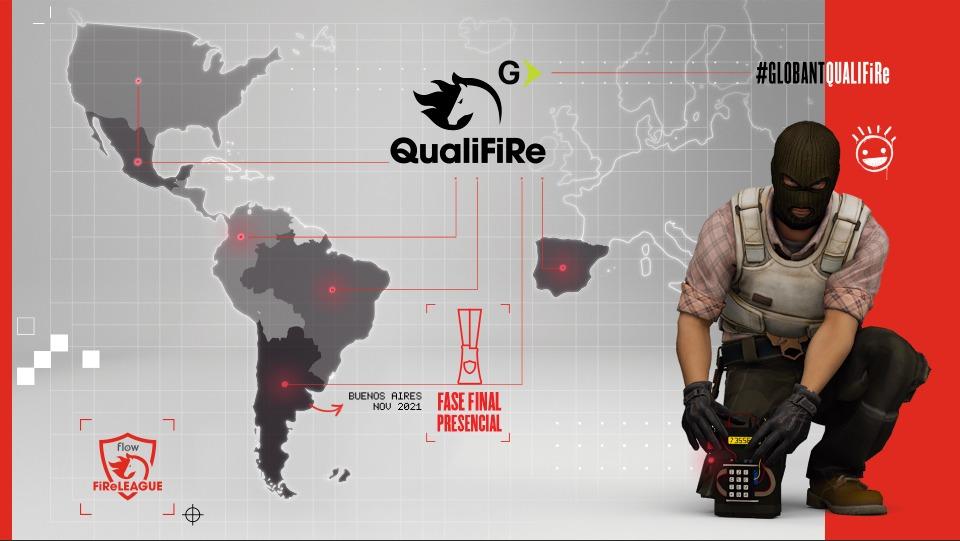 Foto de CSGO: Empieza la Globant QualiFiRe Cono Sur de FiReSPORTS