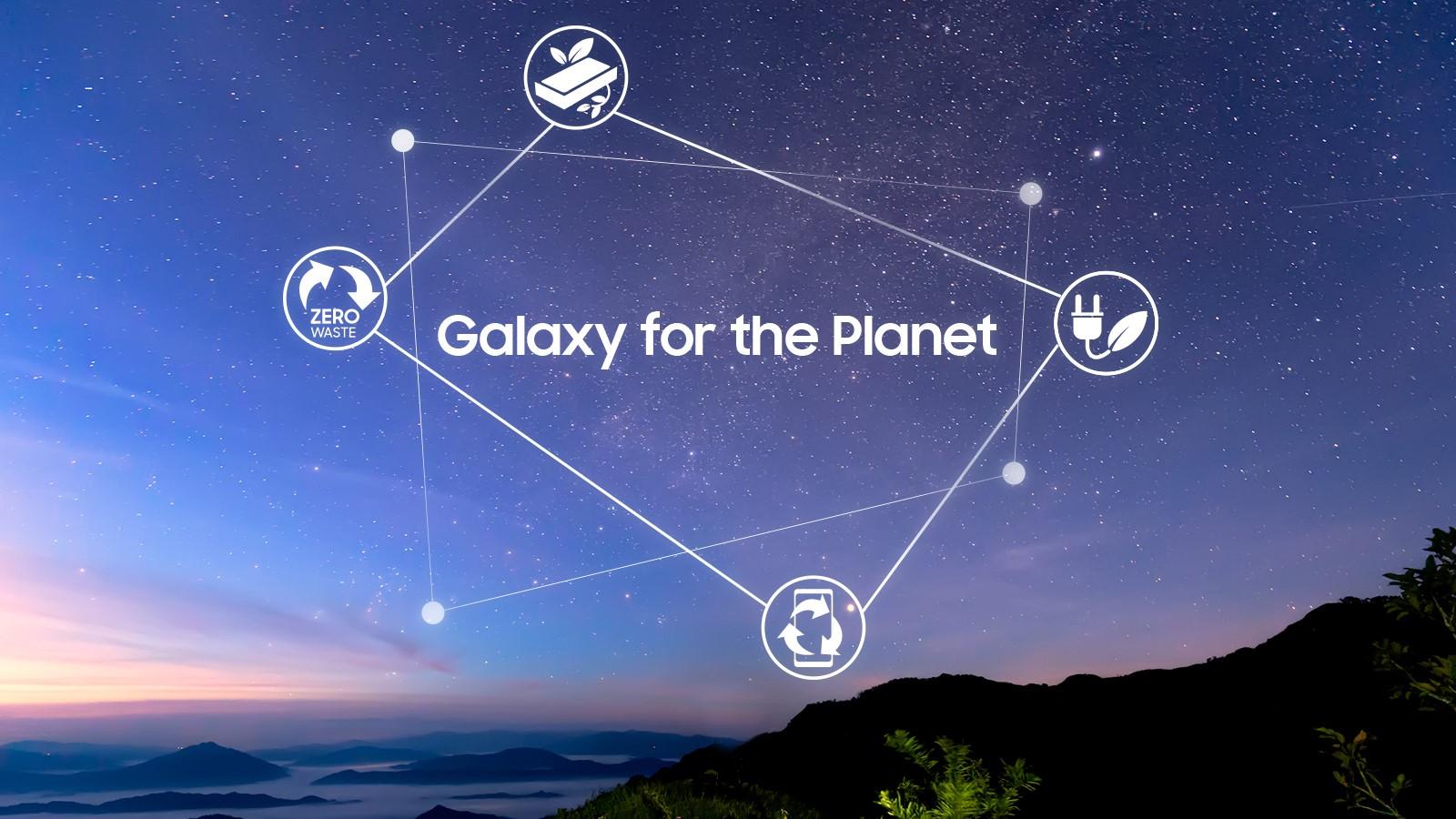 Foto de Samsung Electronics anuncia su visión de sustentabilidad para dispositivos móviles: Galaxy for the Planet