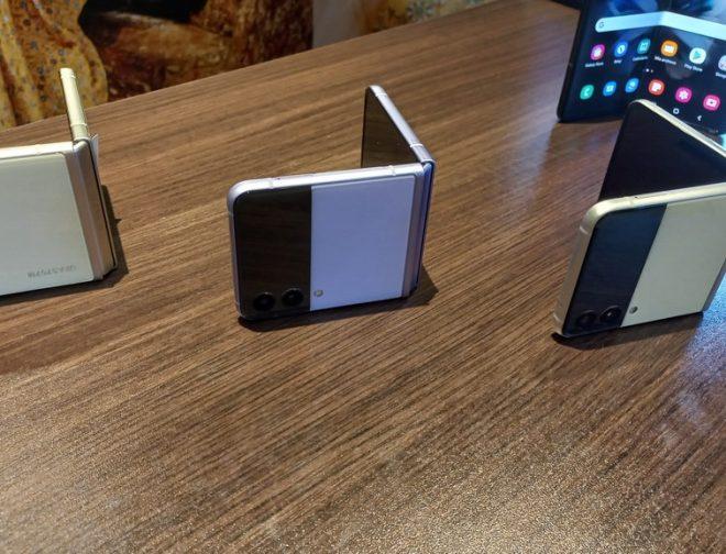 Fotos de Primeras impresiones del Samsung Galaxy Z Flip 3