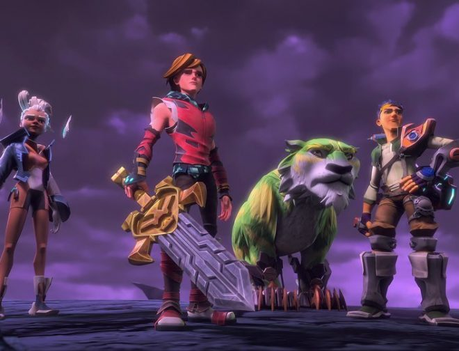 Fotos de Tráiler: Netflix da a conocer su serie animada CGI de He-Man and the Masters of the Universe