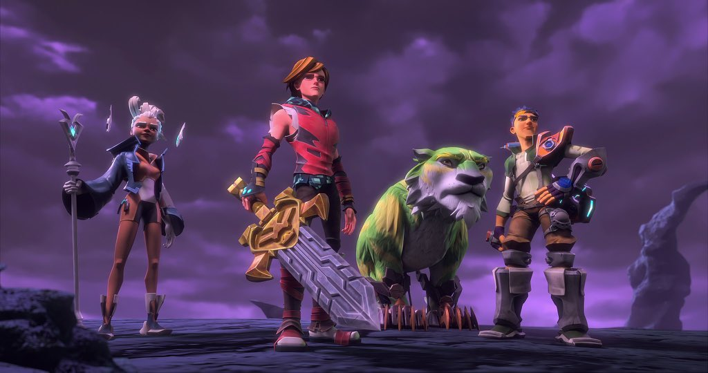 Foto de Tráiler: Netflix da a conocer su serie animada CGI de He-Man and the Masters of the Universe