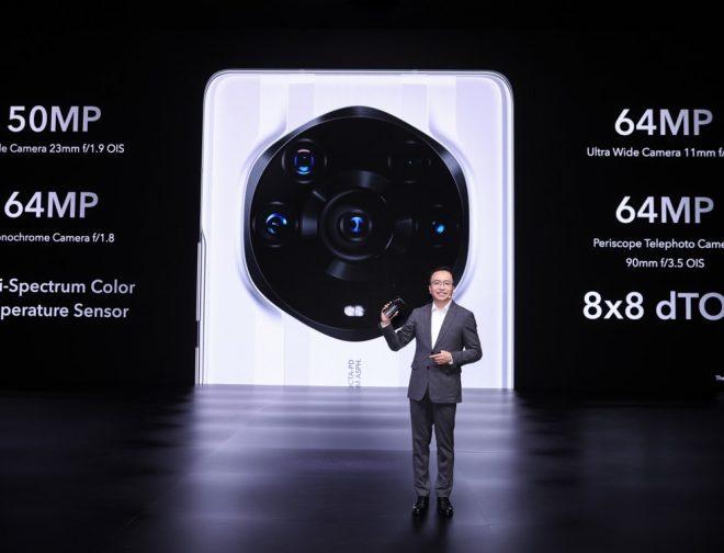 Fotos de HONOR se convierte en la tercera marca más grande de smartphones en China según Counterpoint