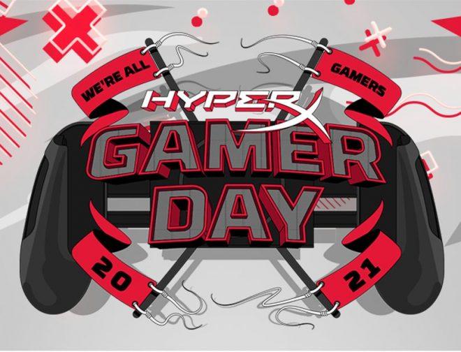 Fotos de Conoce la fecha y donde ver el evento de Hyper X por el Día del Gamer 2021