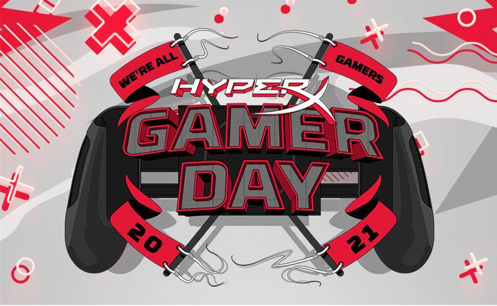 Foto de Conoce la fecha y donde ver el evento de Hyper X por el Día del Gamer 2021